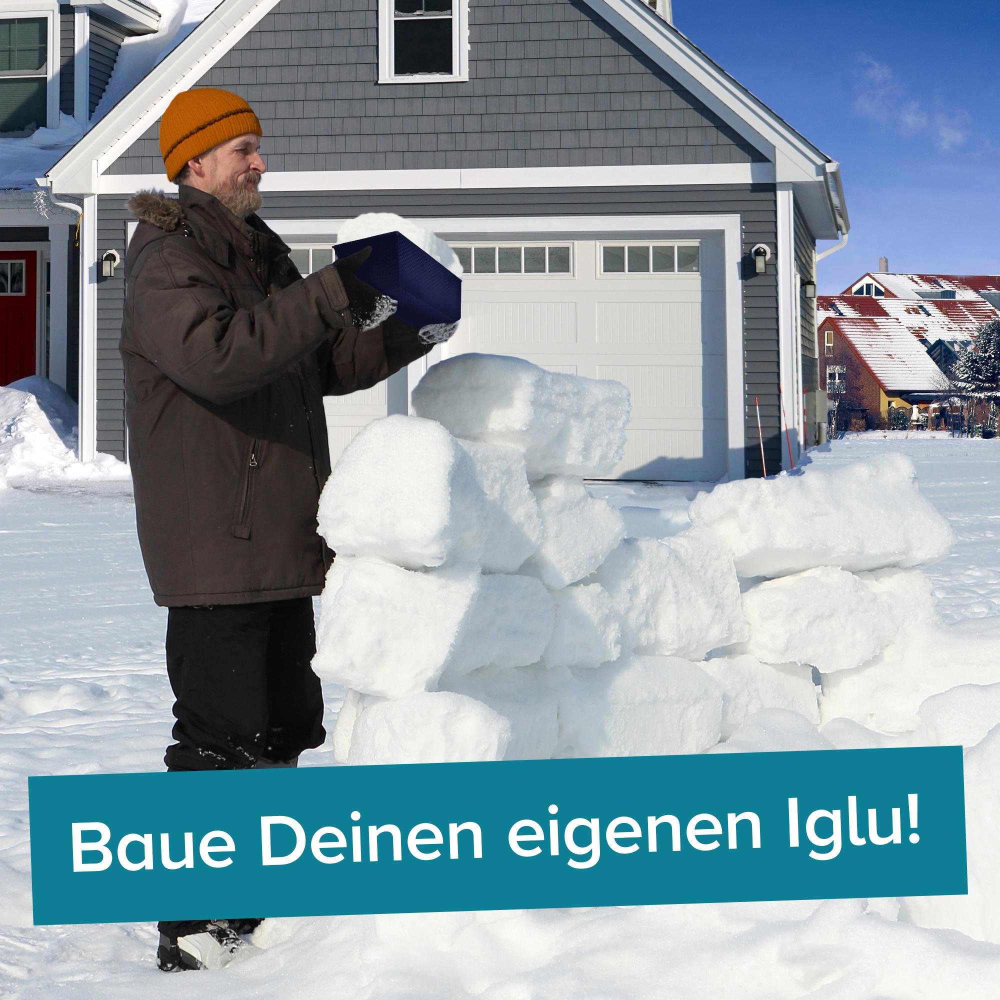 Iglu Bausatz für zuhause - Igloo yourself - 6