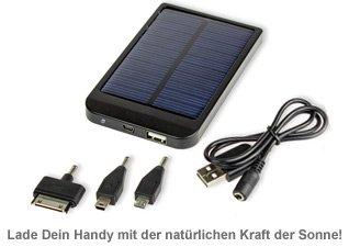 Solar Ladegerät - 2