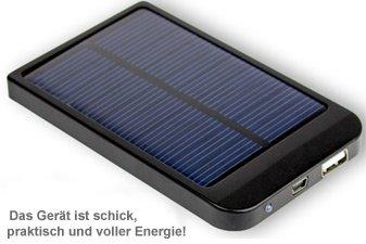 Solar Ladegerät - 3