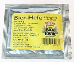 Bier selbst brauen - helles Bier - 3
