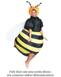 Faschingskostüm - Biene - 3