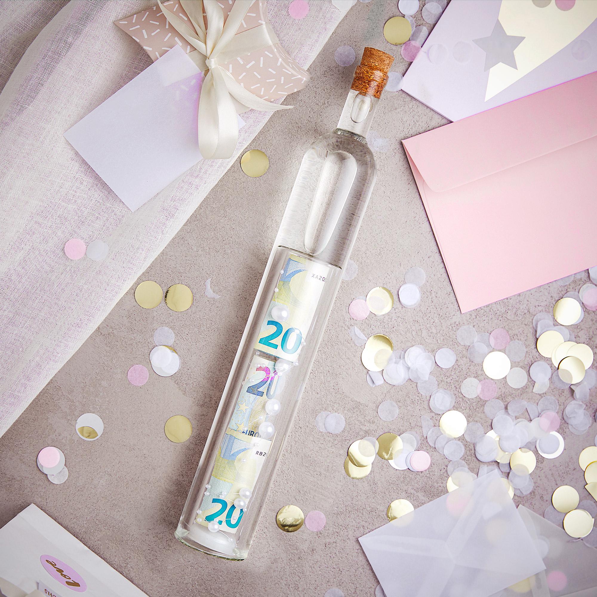 Geschenkflasche mit Hohlraum - 2