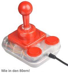 Retro Joystick inkl. 99 Spiele - 2