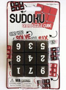 Sudoku-Würfel - 3