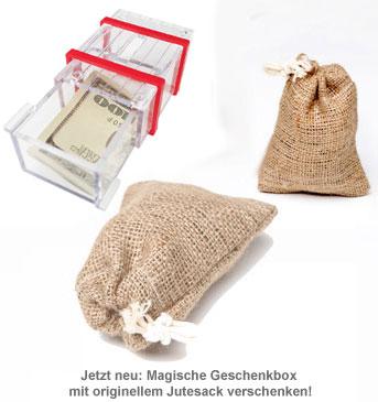 Magische Geschenkbox - 3