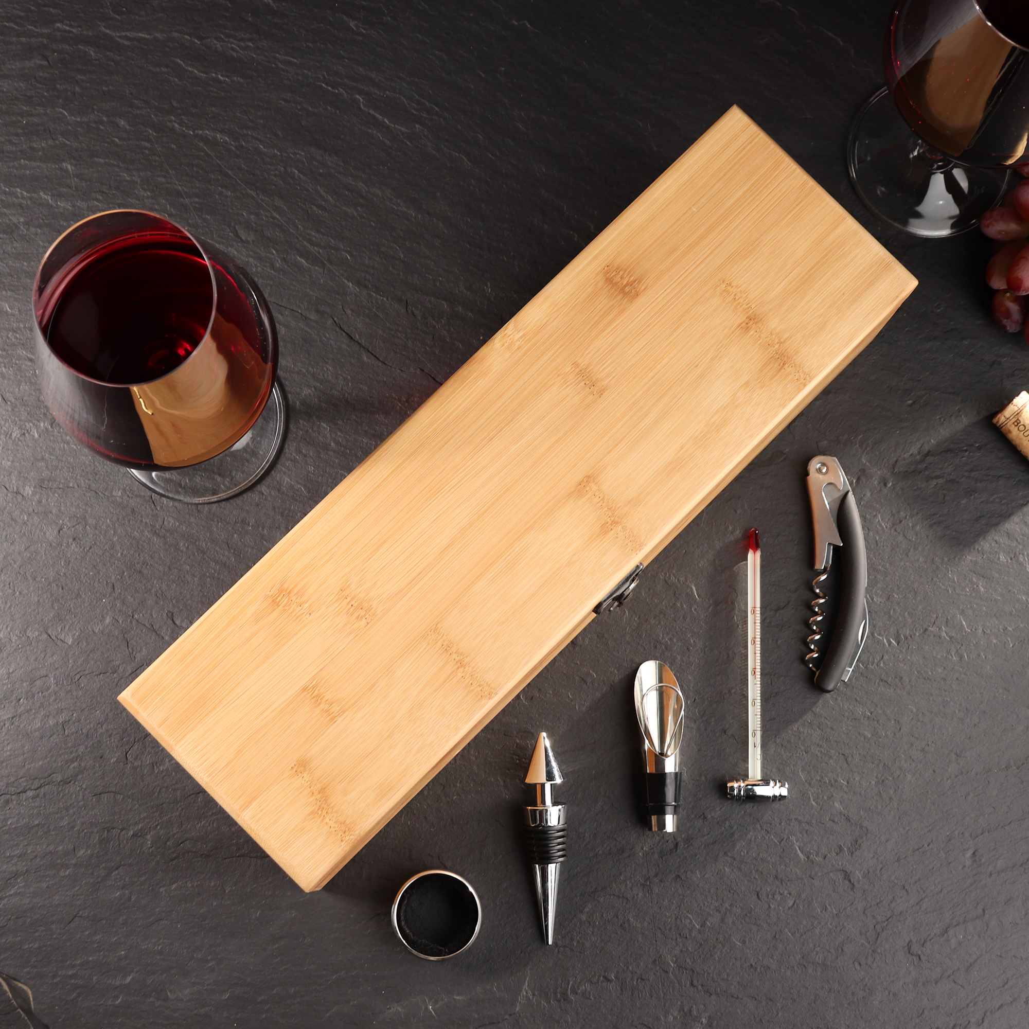 Wein Geschenkbox - 2