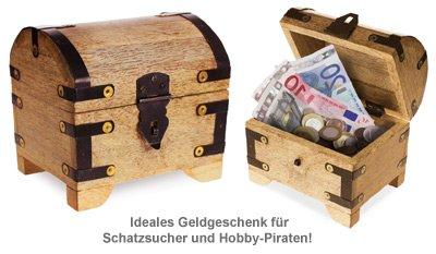 Geldgeschenke Schatzkiste - 3