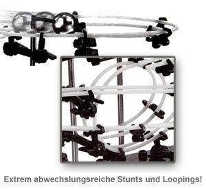 Kugelbahn mit Looping - 3