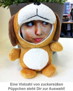 3D Foto-Puppen - 5