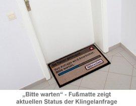 Fußmatte - Sie haben geklingelt - 3