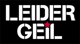 Tasse Leider Geil - 3