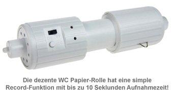 Sprechende Klopapier-Rolle - 3