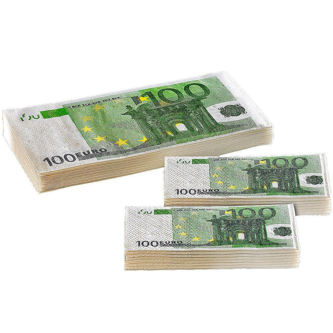 Geld Taschentücher - 2