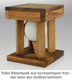Woods Handicap - Golf Rätsel und Holzknobelspiel - 2