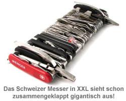 Riesen Schweizer Messer - 4