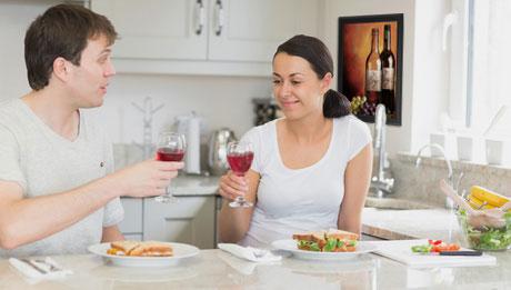 Weingemälde - personalisiert - 3