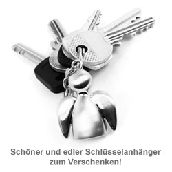 Schlüsselanhänger Engel - 3