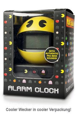 Pac Man Wecker - 2