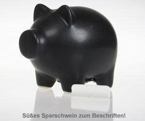 Sparschwein mit Kreide - 2