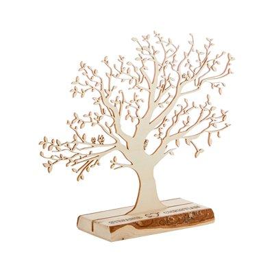 Baum mit Sockel graviert - für Paare (klein) - 4