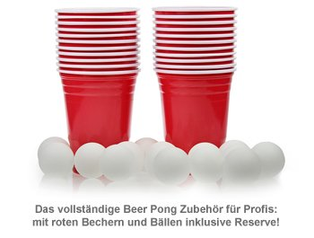 Beer Pong Set - 2