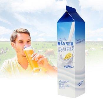 Bierflasche 0,33 l - Männermilch - 3