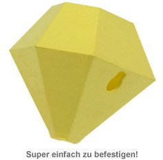 Bok Anhängsel - Mini Vase - 3