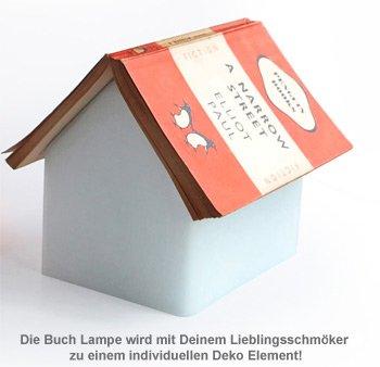 Buch Lampe - 2