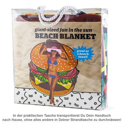 Burger Handtuch - 3