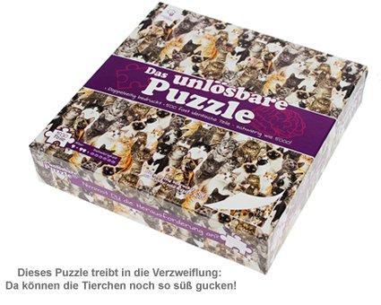 Das unlösbare Puzzle - Hunde und Katzen - 3