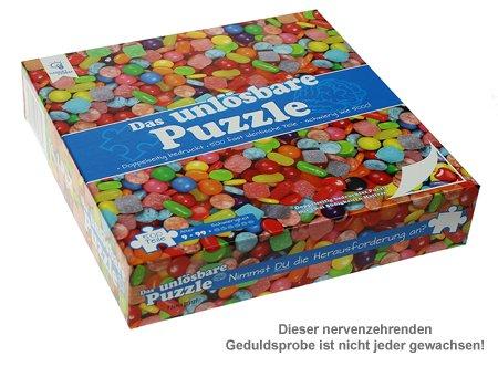 Das unlösbare Puzzle - Süßigkeiten - 3