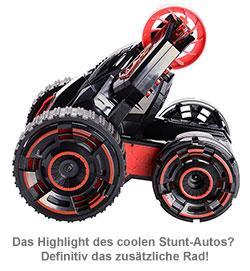 Ferngesteuertes Stunt-Auto mit LED Beleuchtung - 2