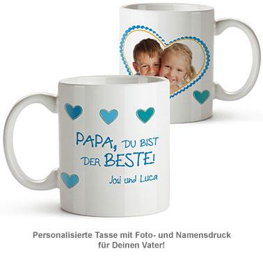 Fototasse - Papa ist der Beste - 2