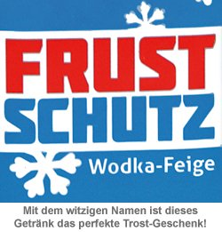 Frustschutz - 20 ml Wodka Feige - 3