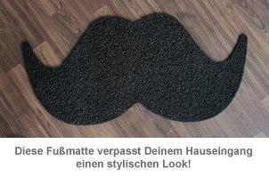 Fußmatte Moustache - 2