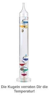 Galileo Thermometer - 2