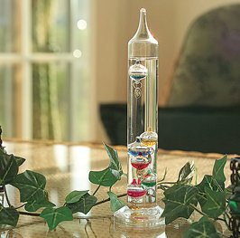 Galileo Thermometer - 3