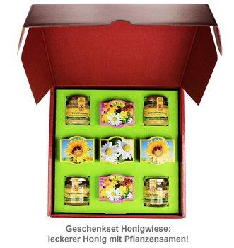 Geschenkset Honigwiese - 3