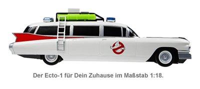 Ghostbusters Auto ferngesteuert - mit Licht und Sound - 2