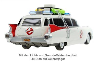 Ghostbusters Auto ferngesteuert - mit Licht und Sound - 3