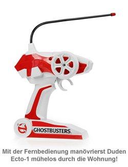 Ghostbusters Auto ferngesteuert - mit Licht und Sound - 4
