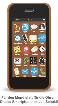 Handy aus Schokolade - 2