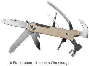 Holz Hammer Multifunktionswerkzeug - 2