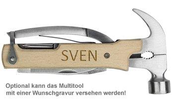 Holz Hammer Multifunktionswerkzeug - 3