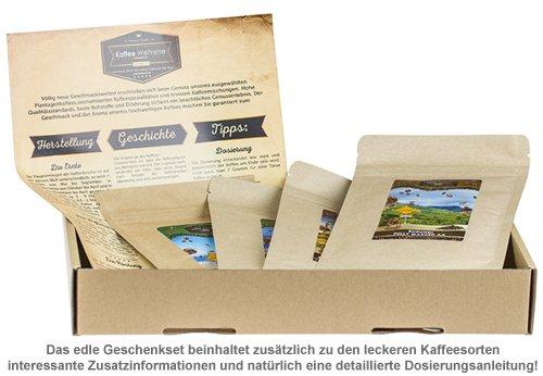 Kaffee Weltreise Geschenkbox - 2