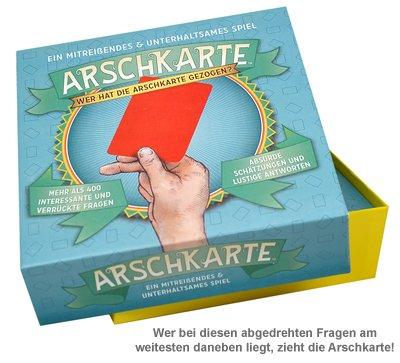 Kartenspiel - Arschkarte - 2
