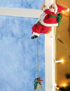 Kletternder Weihnachtsmann - Santa Crawl - 3