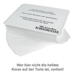 Klugscheisser Spiel - Edition Krasses Wissen - 2
