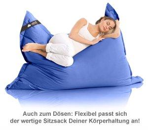 Komfort Sitzsack XXL - 12 Farben - 3
