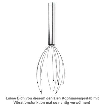Kopfmassagegerät mit Vibration - 2